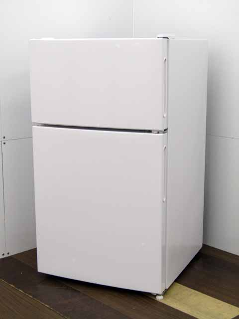 中古 冷蔵庫 MAXZEN 2ドア 87L 右開き ホワイト 国内メーカー あす楽 マックスゼン JR087ML01WH OUTLET SALE 1人 人気 セカンド向け キッチン キッチン家電 おすすめ 1人暮らし 激安 公式通販 小型 安い 価格 家電