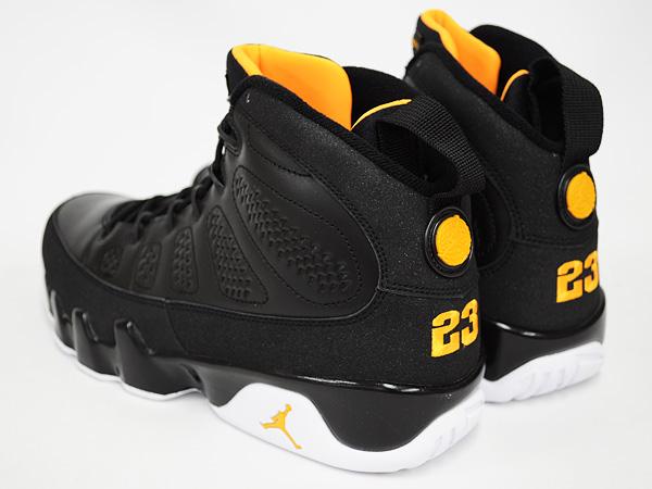 check out 6770e ee2cf ... nike air jordan 9 retro black citrus white