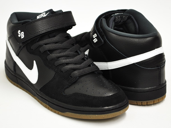 competitive price 2d305 e45de NIKE DUNK MID PRO SB ''BLACK FRIDAY'' BLACK / WHITE - ANTHRACITE