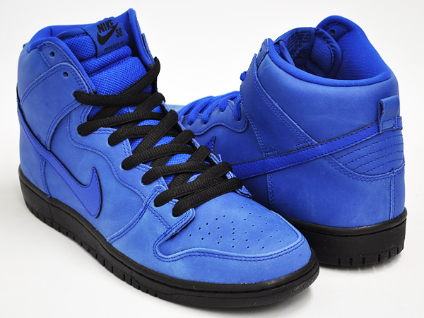 best service 7c57c 6ee44 NIKE DUNK HIGH PRO SB   EIFFEL 65   GAME ROYAL   GAME ROYAL ...