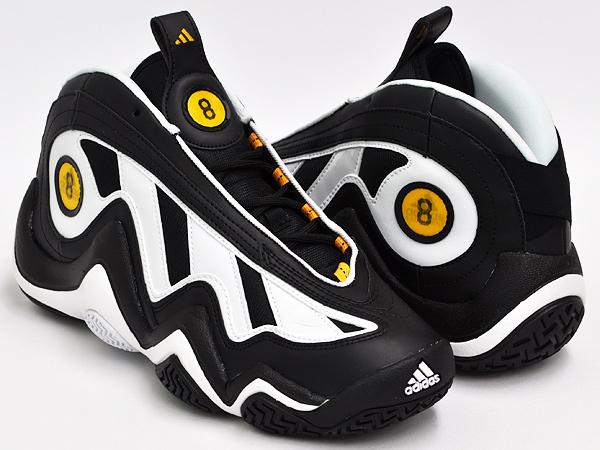 adidas CRAZY 97 BLACK1 / RUNWHT / GOLSLD