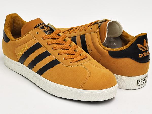 Authentic New Adidas Gazelle 2 146795 SPY Black R.White Free