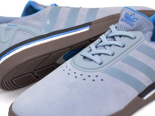 half off 5d0d5 01495 adidas skateboarding adidas ADV BOOST アディダス アドバンス ブースト DUST BLUE  DUST  BLUE  SOLAR BLUE