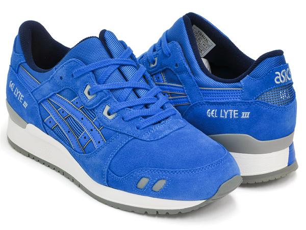 new style 81315 9daf2 ASICS Tiger GEL-LYTE III MID BLUE / MID BLUE
