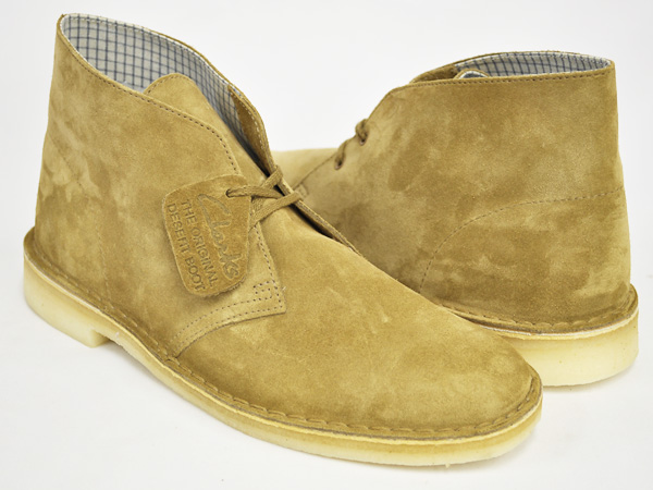 Clarks DESERT BOOT OAKWOOD SUEDE