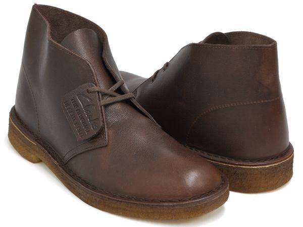 Clarks desert boots ebony vintage