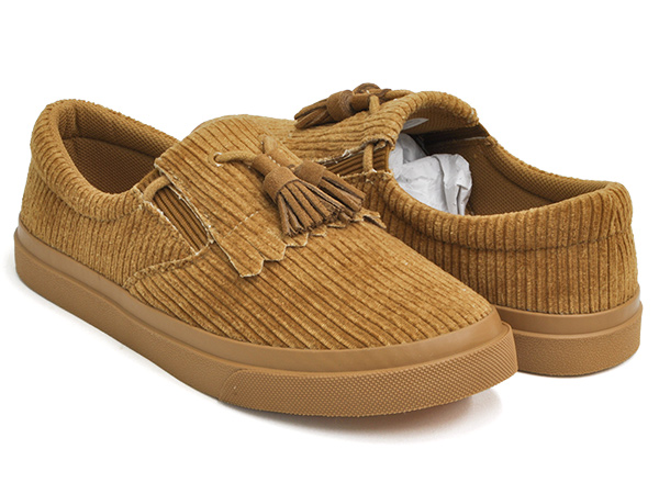 DCBA BY SON OF THE CHEESE DCBA TASSEL【ディーシービーエー バイ サノバチーズ タッセル】【DC Shoes ディーシー シューズ】CAMEL (CML)