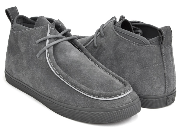 DCBA BY SON OF THE CHEESE DCBA RATS【ディーシービーエー バイ サノバチーズ ラッツ】【ワラビー DC Shoes ディーシー シューズ】GRAY (GRY)