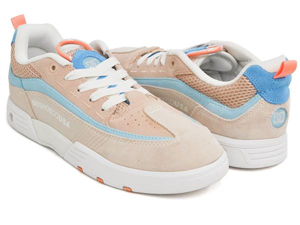 DC Shoes LEGACY 98 SLIM SE【ディーシー シューズ レガシー スリム スペシャルエディション】TAN (ADYS100447-TAN)