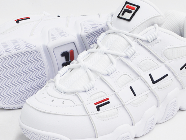 FILA BARRICADE XT 97 WHITE FILA NAVY FILA RED (1BM00624 125)