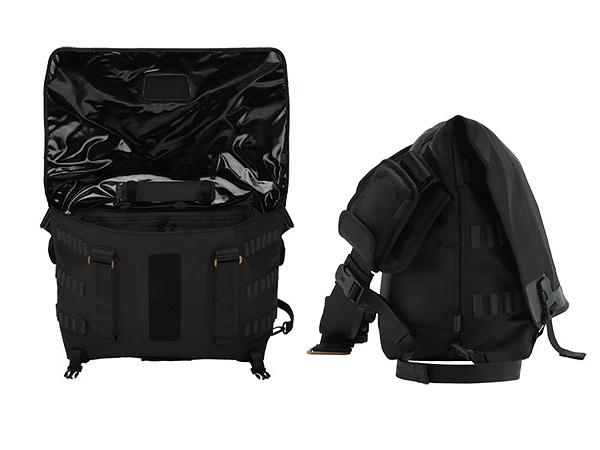 incase Skate Messenger Bag Black