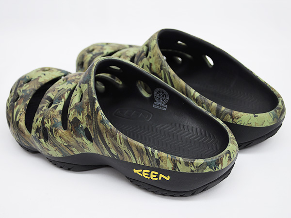 KEEN YOGUI ARTS CAMO GREEN