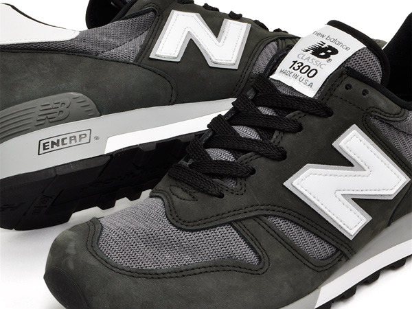 185b04afe8adf 【HERITAGE COLLECTION】 【MADE IN U.S.A.】 NEW BALANCE M1300 CLB 【ニューバランス 1300  Dワイズ】 【ヘリテージ メイド イン USA】 BLACK (WIDTH:D)
