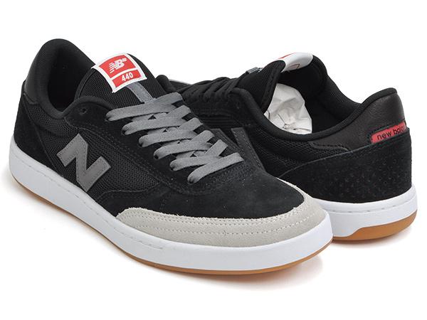 NEW BALANCE NUMERIC NM440 BEL【ニューバランス ヌメリック 440】BLACK / GREY
