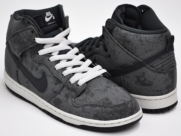 new concept 25061 c5527 NIKE DUNK HIGH PRO SB NEUTRAL GREY   ANTHRCT - ANTHRCT ...