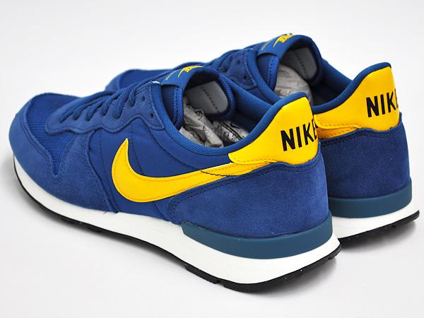 finest selection f42ac a0f5c nike internationalist court blue
