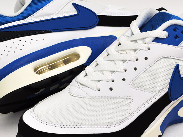 NIKE AIR CLASSIC BW FB WHITE IMPERIAL BLUE BLACK SAIL