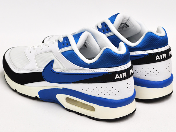 e6dfb64634 gettry: NIKE AIR CLASSIC BW FB WHITE / IMPERIAL BLUE - BLACK - SAIL ...