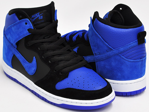 nike dunk high royal blue