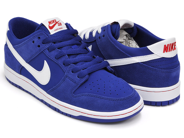 2e283f0f2a32 gettry  NIKE DUNK LOW PRO IW DEEP ROYAL   WHITE - GYM RED
