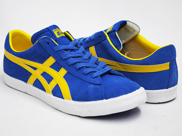 check out 57f2a beb13 Onitsuka Tiger FABRE BL-S OG BLUE / YELLOW