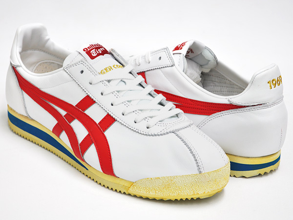 Onitsuka Tiger TIGER CORSAIR WHITE RED
