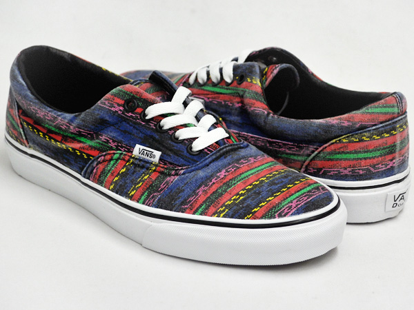 934e7d8233 gettry  VANS ERA (VAN DOREN) MULTI   STRIPES