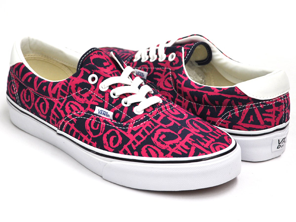 93a7944d11 gettry  VANS ERA 59 (VAN DOREN) TRIBAL   BLUE