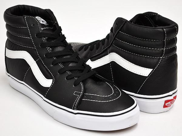 vans leather hi