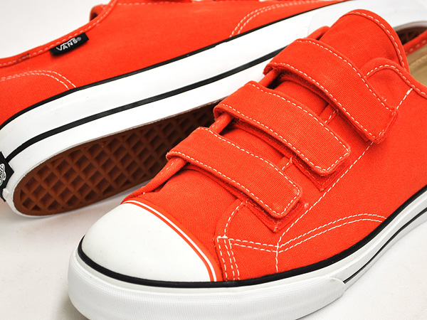 716e48eac3 gettry  VANS PRISON ISSUE (WASHED) SPICY ORANGE