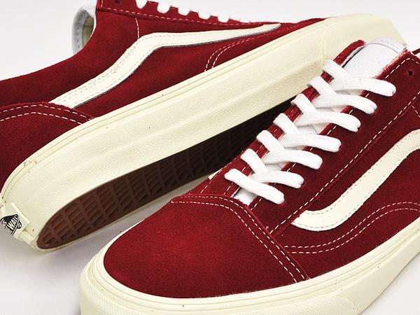 M6704195 VANS Old Skool Vintage Rio Red (VN 0SDI8W6