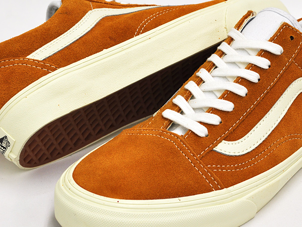 SUDAN BROWN VANS OLD SKOOL (VINTAGE)