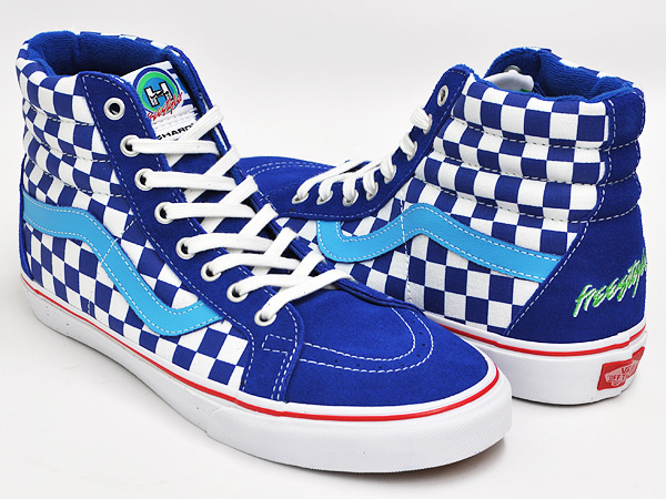 7e15021323 gettry  VANS SK8-HI REISSUE (HARO) FREESTYLER BLUE