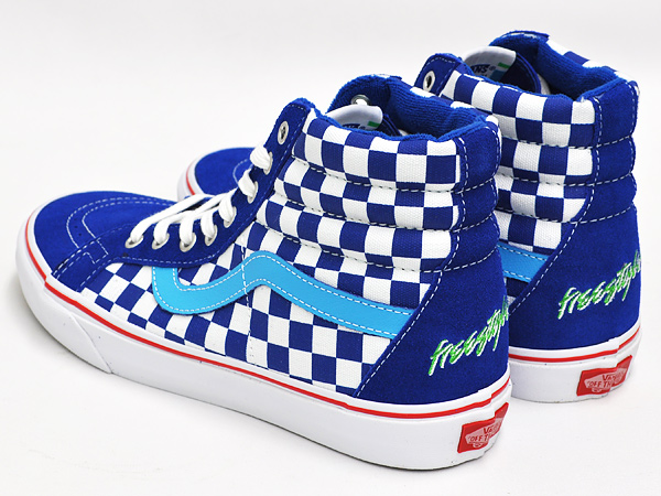 87f44c53aa gettry  VANS SK8-HI REISSUE (HARO) FREESTYLER BLUE