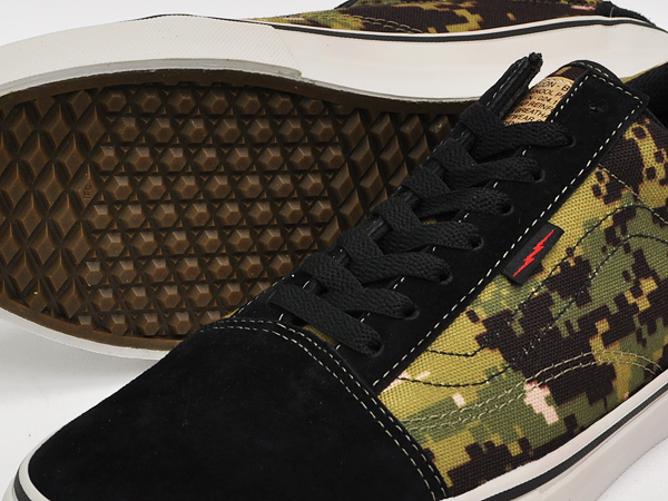 DEFCON x Vans Syndicate Old Skool Pro S 'Digital Camo