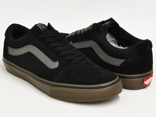 a72e211c66ee55 gettry  ◇ VANS TNT 5 BLACK   CHARCOAL   GUM