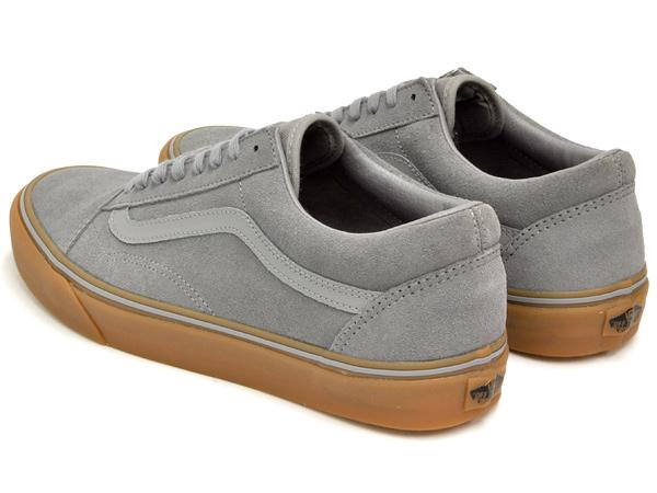 vans old skool grey brown