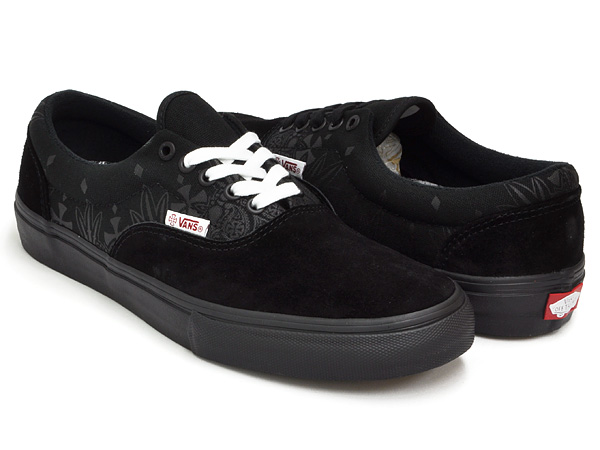6caeabeb249e gettry  VANS ERA PRO (INDEPENDENT) BLACK