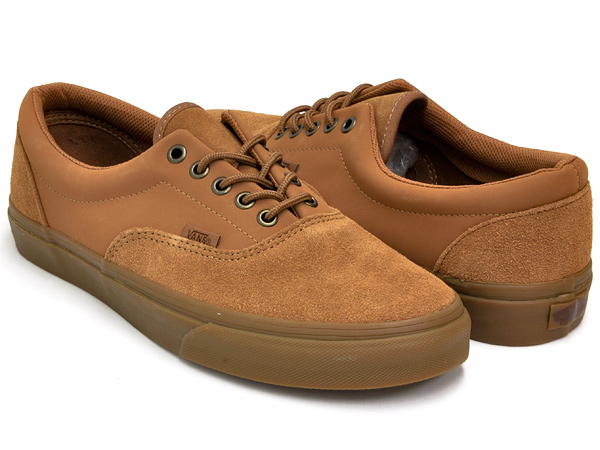 8ecfdc7f193469 gettry  VANS ERA (SUEDE BUCK) TOBACCO BROWN