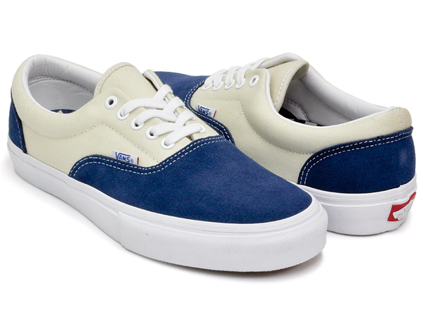 gettry  VANS ERA PRO BLUE   WHITE  0ddda5028d