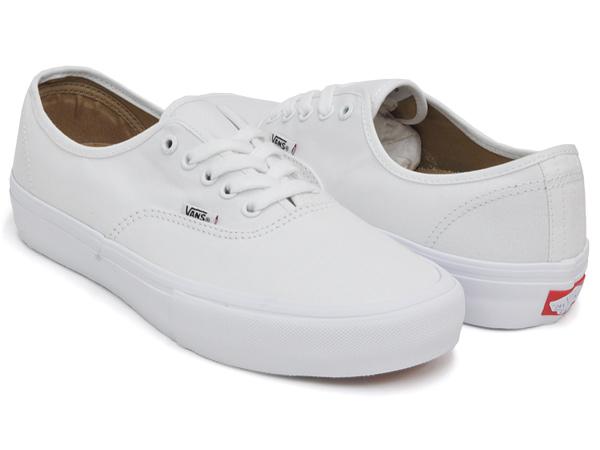 b0dd2cca29 gettry  VANS AUTHENTIC PRO TRUE WHITE   TRUE WHITE