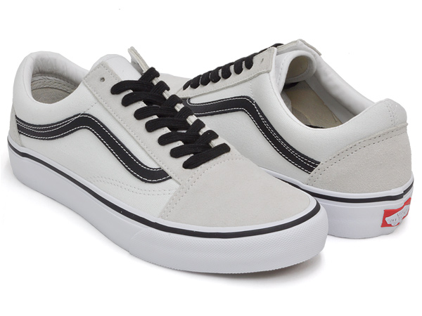 0b7ca01ddad5 gettry  VANS OLD SKOOL PRO    RAY BARBEE    (50TH)   92 WHITE BLACK ...
