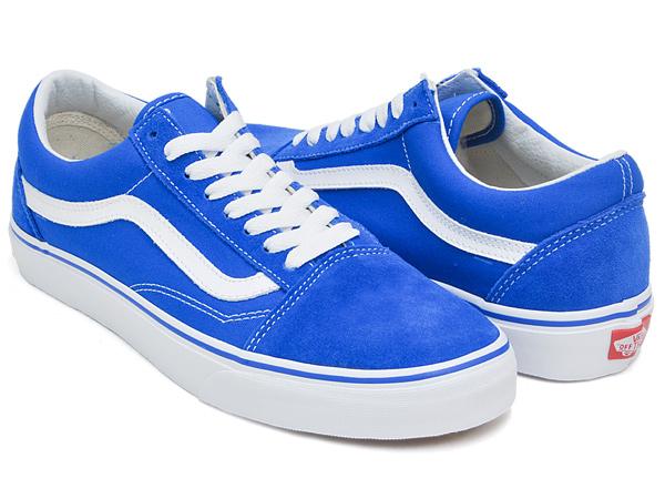 vans old skool blue and white