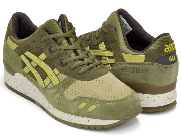 esfera Calor Darse prisa  asics gel lyte iii Olive Cheap Shopping - Welcome at the Cheapest Webshop