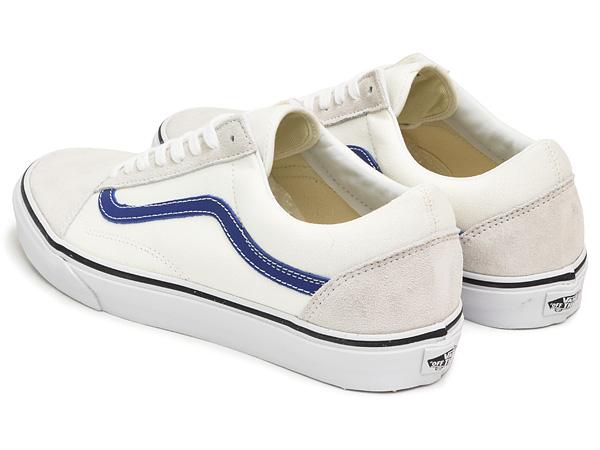 white vans with blue stripe - sochim.com