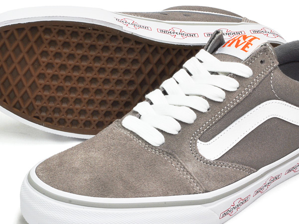 VANS TNT 5 (INDEPENDENT) SILVER