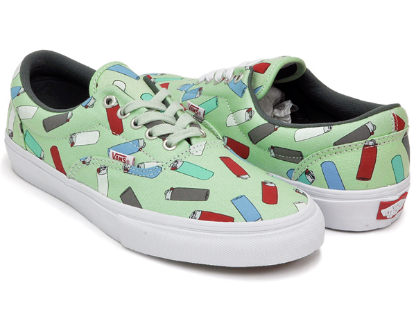 Vans ERA PRO LIGHTERS LIGHT GREEN