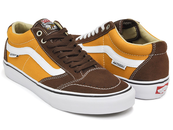 cbbb4c00da gettrymag  VANS TNT SG (ANTI HERO) BROWN and TRUJILLO