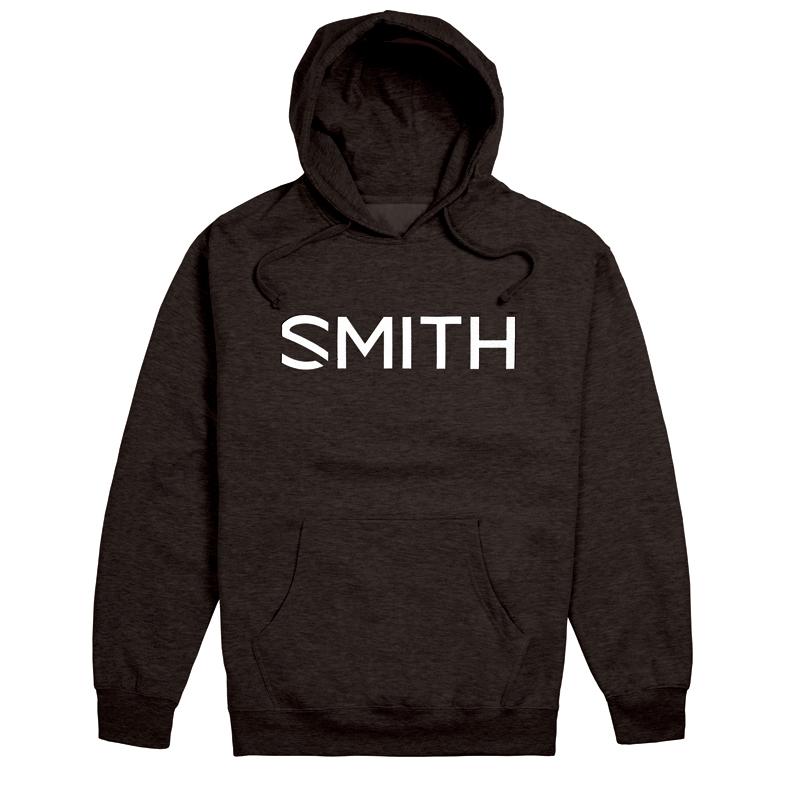 新品 SMITH スミス ESSENTIAL HOODY Blackフーディー パーカー ゴーグル スノーボード