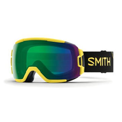新品 18-19 Smith Goggle スミス VICE CitronGlow Chromapop  送料無料 ゴーグル スノーボード